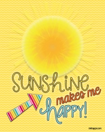 sunshine-happy