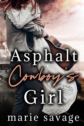 Asphalt Cowboys Girl Marie Savage E-Cover