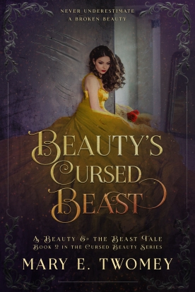 Beauty's Cursed Beast Ebook Cover - 2